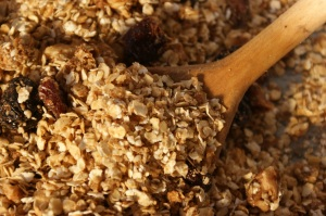 Mix and Match home made Granola